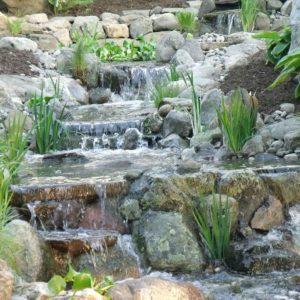 waterfall-stream-construction-in-dutchess-county-ny
